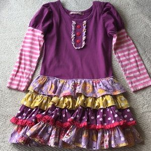 Jelly and pug dress